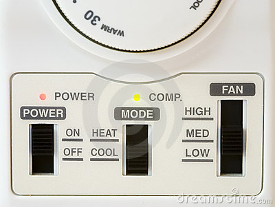 Airconditioner Thermostat