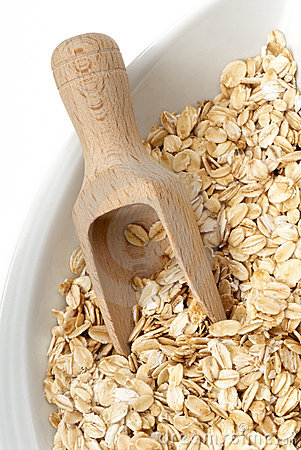 Seeds of oats
