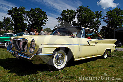1961 Chrysler Windsor 2D HT