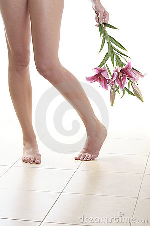 Legs and Lillies