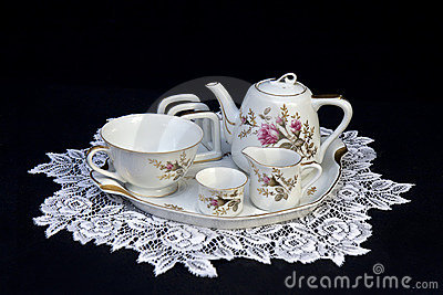 Tea Time for One