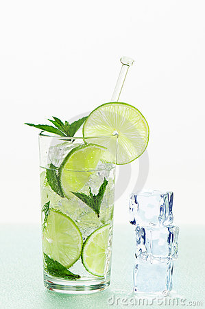 Mojito With Ice