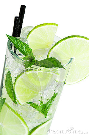 Close Up Mojito