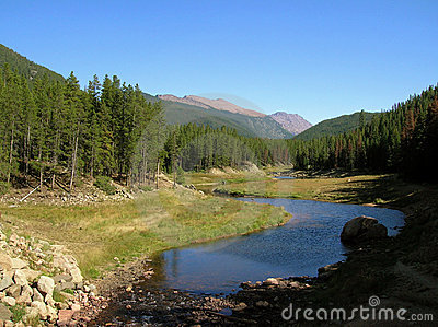 Rocky Mountain National Park Colorado
