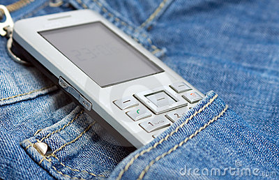 Phone in the pocket
