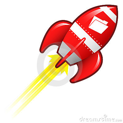 Rocket File Submission Icon