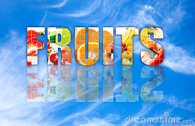 Fruits card