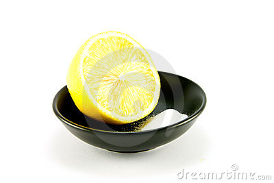 Half a Lemon and Salt