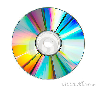CD with Clipping Path
