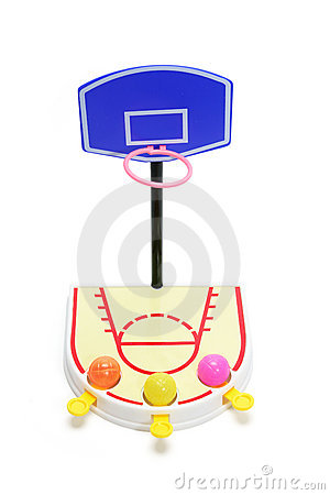 Toy Basket Ball Game