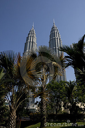 KLCC Twins towers