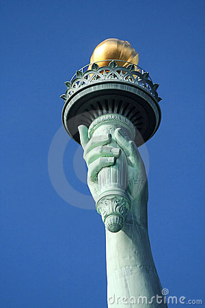 Statue of Liberty Torch