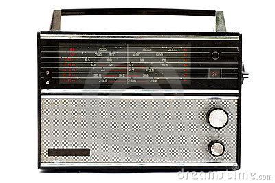 Old russian radio, VEF