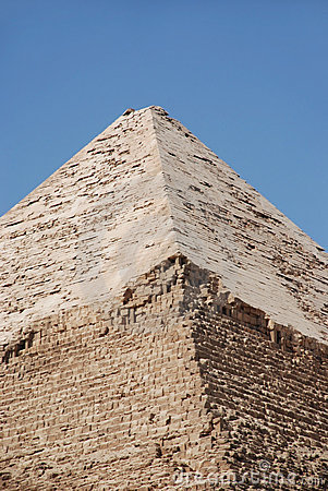 Great egyptian pyramid