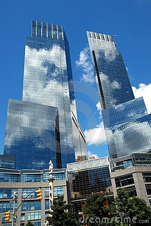 NYC: Time Warner Center