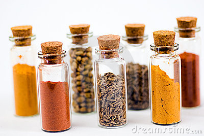 Spices series