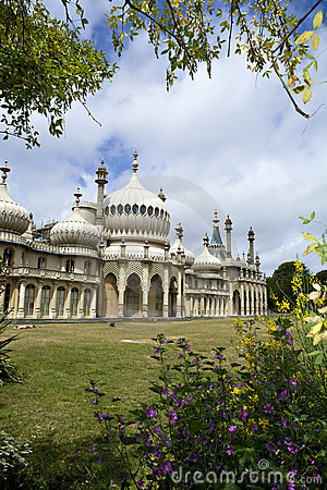 Royal Pavillion Brighton