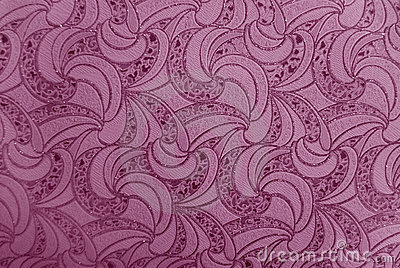Retro purple floral background