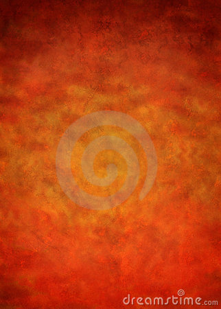 Warm Painted Abstract Background
