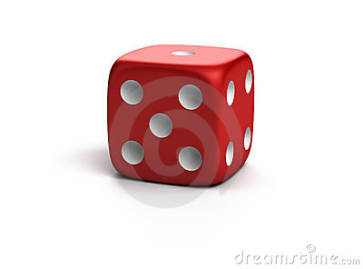 Lucky die