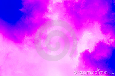 Abstract magenta and violet background