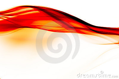 Abstract red, black and white background
