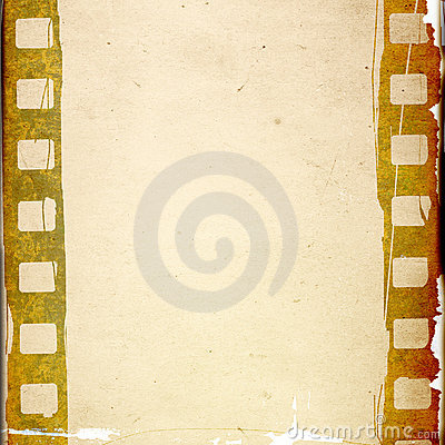 Old-fashioned film