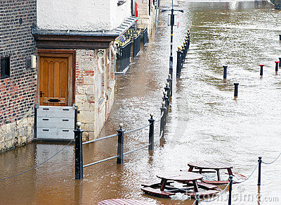 River Ouse flood