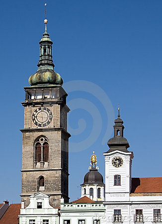 The White Tower - Hradec Kralove