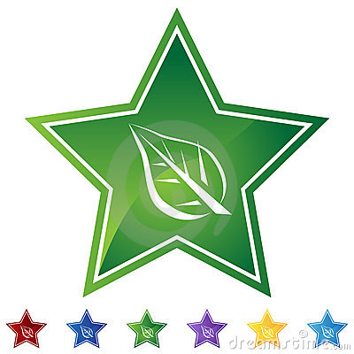 Star Set - Leaf