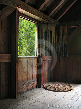 Lumber Mill Window