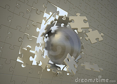 Breaking the puzzle