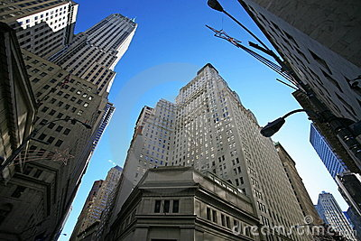Classical New York - Wall street