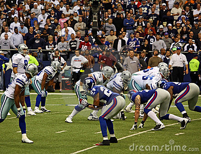 Cowboys and Giants with Tony Romo