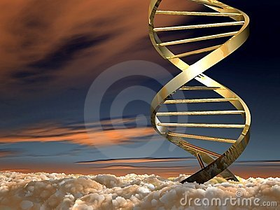 Double helix spiral