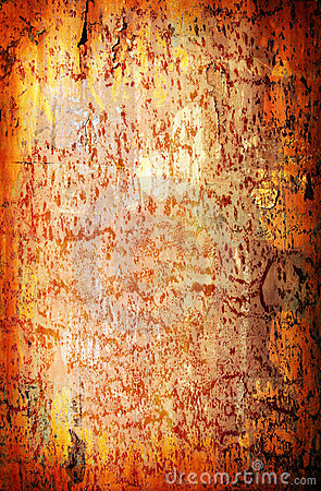 Abstract grunge rust texture background