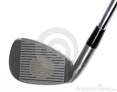 Eight Iron Golf Club Head
