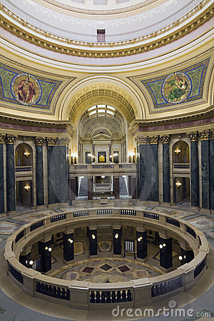Interior of State Capitol