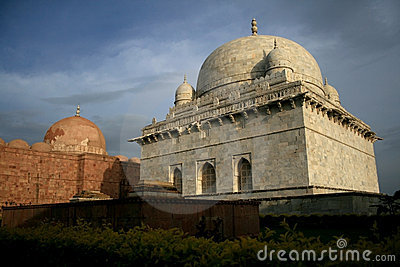 Tomb of Indian Sultan, Mandu