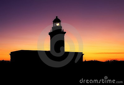 Lighthouse Sunrise