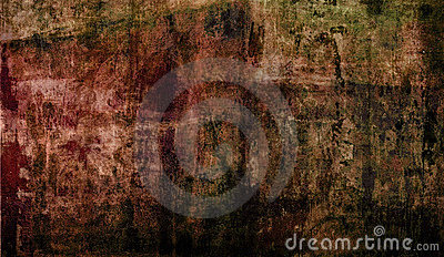 Aged grunge wall texture