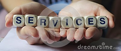 Services in our hands