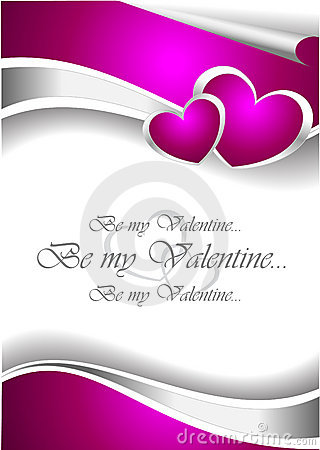 Valentine Invitation Card