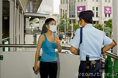 Swine flu alarm in bangkok