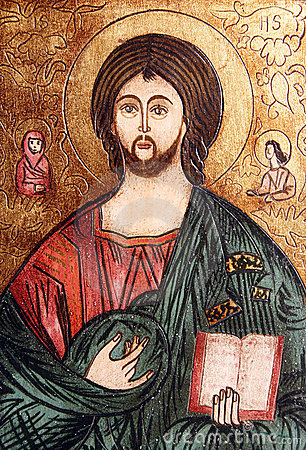 Jesus Christ orthodox icon