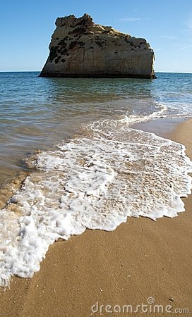 Beach in Algarve 3