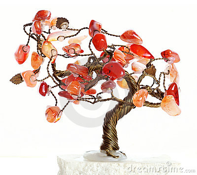 Jewel happiness tree