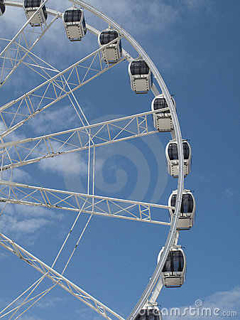 Weston Super Mare - Tourist Wheel