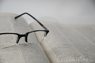 Open Book and Lenses