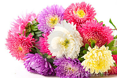 Bouquet isolated